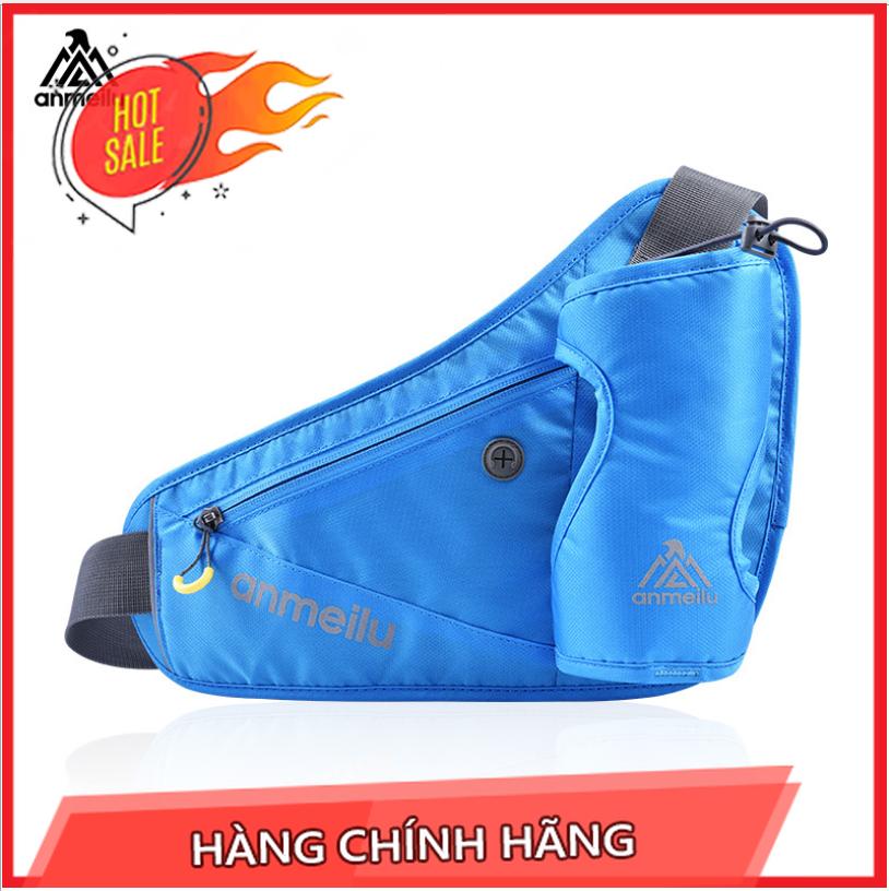 Túi đai đeo bụng chạy có ngăn đựng bình nước Anmeilu YB2006