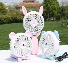 Quạt sạc mini Fan cầm tay siêu mát gấp gọn KH003- Quạt Cầm Tay Mini Cực Mát – Kèm Pin và Cáp Sạc-Màu Ngẫu Nhiên-Phụ Kiện Giá Tốt