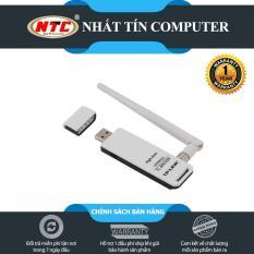 USB thu sóng wifi TP-Link TL-WN722N Anten rời (Trắng)