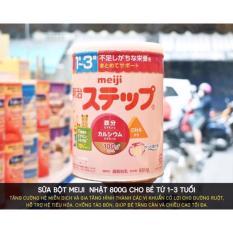 Sữa Meiji 0-1 và 1-3 Hàng nội địa Nhật 800G