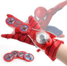 Đồ chơi găng tay người nhện cho bé cực chất