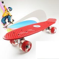 Ván Trượt Skateboard, Loại Lớn, Dành Cho Trẻ Em Người Lớn