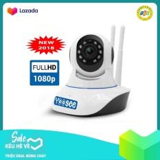 Camera Yoosee IP Wifi 2.0MP Full HD 1080P, Thẻ nhớ 32Gb/16GB Yoosee