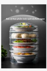 Khay giữ nhiệt đa tầng C'KAUS, bảo quản thức ăn ngon chuẩn vị