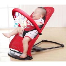 Ghế rung ghế nhún đa năng cho bé tặng kèm thú treo + gối đầu