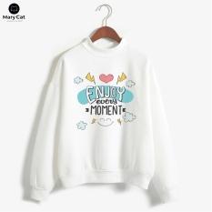 Áo sweater in Moment (có clip thật)