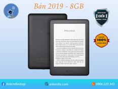 Máy đọc sách Kindle basic 10th (all-new-kindle) NEW SEAL 100% màn hình cảm ứng điện dung E Ink Carta HD 6 inch, độ phân giải 1430 × 1080 cực sắc nét