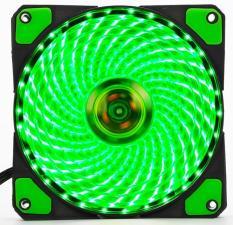 Fan tản nhiệt case 12cm led 33 bóng, quạt làm mát thùng máy( kèm 4 ốc)