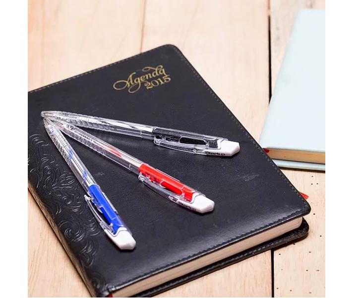 hộp 20 chiếc bút bi Thiên Long FO-039 ngòi nhỏ 0.5mm
