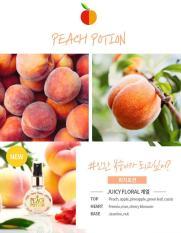 Xịt Thơm Toàn Thân Và Tóc Body Holic -Peach Potion