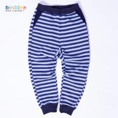 Quần jogger thun Beddep Kids Clothes cho bé trai từ 1 đến 8 tuổi B12
