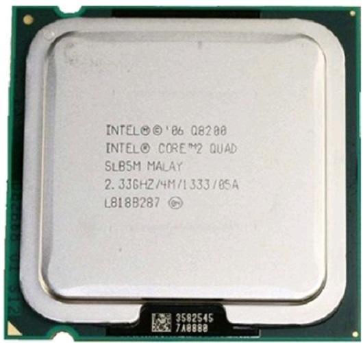Bộ Vi Xử Lý - CPU - Chíp Q8200 Core 2 Quad