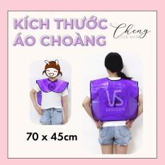 Áo choàng nhuộm tóc Chenglovehairs