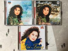 Combo 3 CD Thanh Tuyền Bất Hủ