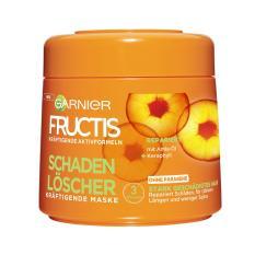 ( Hàng Đức )Ủ tóc siêu mượt Garnier – màu cam dành cho tóc hư tổn