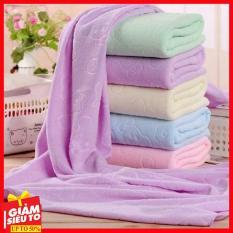 Khăn tắm xuất Nhật chất vải Mềm mịn