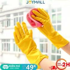 Găng tay rửa chén cao su tự nhiên Lock&Lock ETM803Y ETM804Y – Hàng chính hãng – JoyMall