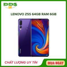Lenovo Z5s 64GB Ram 6GB – Hàng nhập khẩu