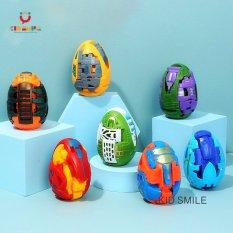 [1 QUẢ] Đồ chơi trẻ em trứng khủng long biến hình nhựa ABS phát triển tư duy cho trẻ từ 2 tuổi trở lên