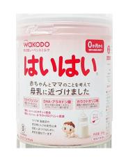 Sữa Wakodo số 0 nội địa Nhật dành cho bé sơ sinh đến 1 tuổi – lon nhỏ 300g