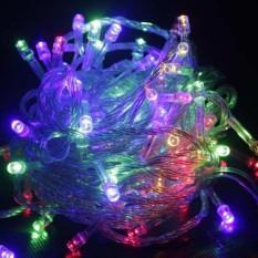 Đèn nháy trang trí noel, lễ tết 5m (bóng nháy), đèn led nhấp nháy