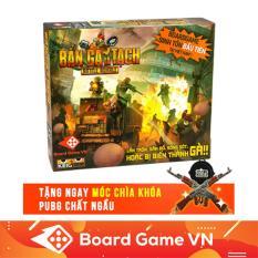 """Trò chơi Boardgame Bắn Gà Là Tạch – tặng ngay móc khóa """"Bắn gà là tạch"""" cực ngầu"""