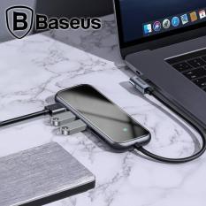 Hub chuyển đổi đa năng Baseus Multi-functional HUB (UCN3276) được trang bị các công nghệ tiên tiến và các chuẩn giao tiếp Type-C to 3xUSB 3.0+4K/HD+PD+SD/TF Adapter