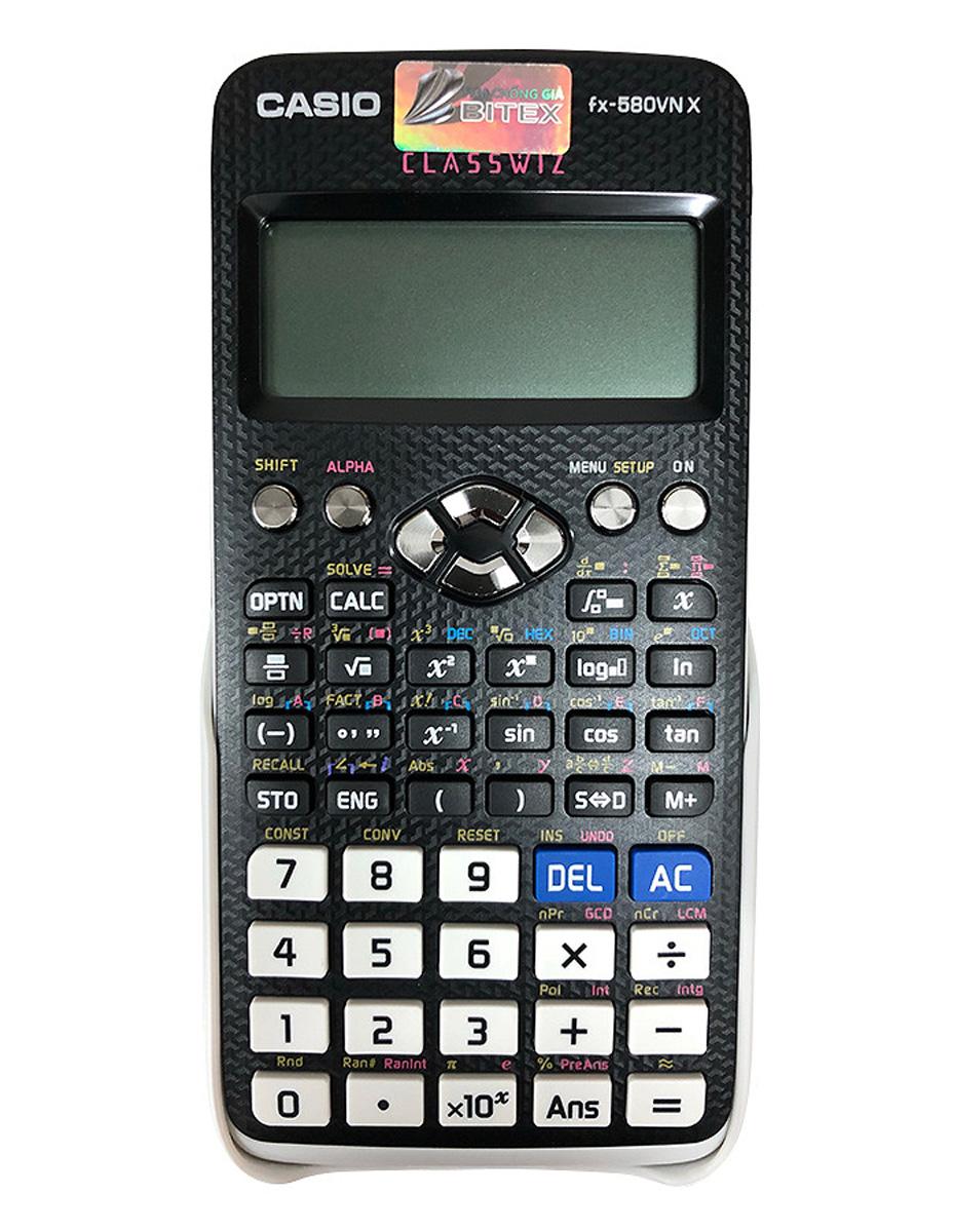 Máy Tính Khoa Học Casio FX 580VNX (Tặng 1 bút ngẫu nhiên) - Newshop