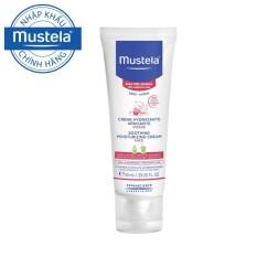 Kem Dưỡng Da Mặt Cho Trẻ Sơ Sinh & Em Bé Có Da Nhạy Cảm Mustela Soothing Moisturizing Cream 40ml
