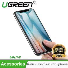 Miếng dán cường lực UGREEN cho điện thoại Iphone 6 / 6S/ 7/ 8 UGREEN 50946 – Hãng phân phối chính thức