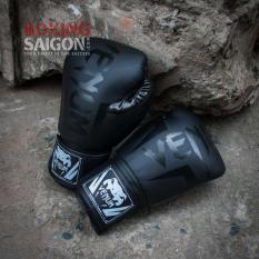 Găng tay Boxing Venum Elite – Đen