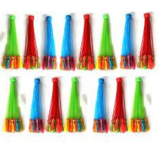Bộ 111 bong bóng nước Magic Balloons BƠM SIÊU NHANH thiết kế tiện lợi có vòi bơm sẵn – Diệp Linh BBN