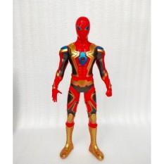 Mô hình đồ chơi nhân vật siêu anh hùng Captain America | Spider Man