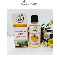 Tinh dầu / Tinh dầu Cam Ngọt tự nhiên nguyên chất 100% thiên nhiên (10ml-50ml)