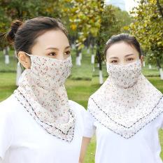 Khẩu trang Nữ chống tia UV kín cổ dành cho mùa Hè