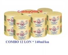 (HCM)- Combo 12 lon Sữa gấu Nestle' 140ml Thái Lan
