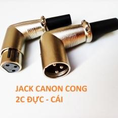 Jack XLR ca-non cong