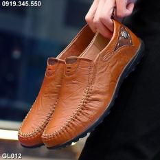 Giày mọi nam, giày lười nam big size số 44 45 46 47 48 cho chân to lớn ngoại cỡ