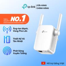 Bộ Mở Rộng Sóng Wifi TP-Link TL-WA855RE Chuẩn N 300Mbps – Hãng phân phối chính thức