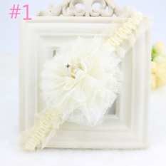 Băng đô bông hoa / nơ đáng yêu dành cho bé yêu