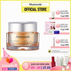 Kem dưỡng vitamin cho da sáng mịn và ẩm mượt Mamonde Vital Vitamin Cream 50ml
