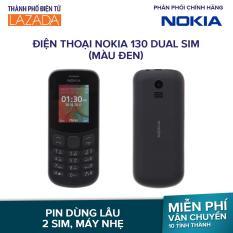 Điện thoại Nokia 130 Dual sim – Màu Đen