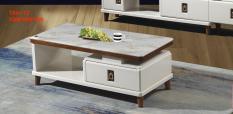 Bàn sofa mặt đá nhập khẩu Mina Furniture MN-T241-12 (1200*600*450)