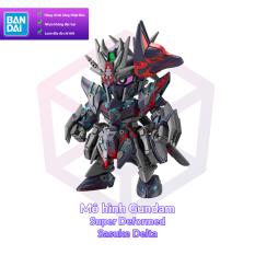 Mô Hình Gundam Bandai SDW Heroes 06 Sasuke Delta SD Gundam World Heroes [GDB] [BSD]