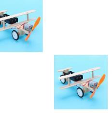 Đồ chơi khoa học – chế tạo máy bay cho bé