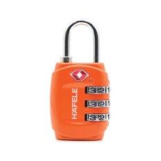 DIY Khóa TSA 331 orange – 482.09.011