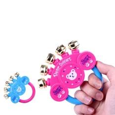 Lục lạc cầm tay leng keng cho bé xinh xắn – Xúc xắc cầm tay cho trẻ sơ sinh – Con lắc có chuông cho bé trai bé gái cute – Thế giới đồ chơi Baby Toy – Quà tặng sinh nhật, thôi nôi, đầy tháng