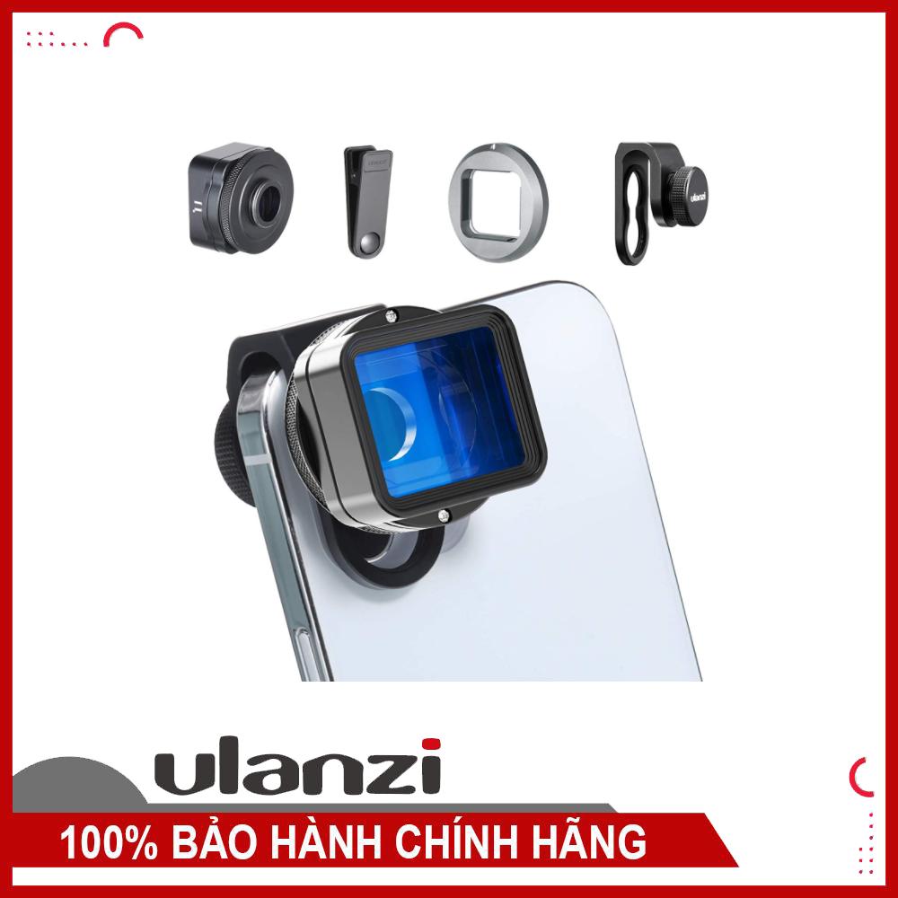 ULANZI 1.55XT ANAMORPHIC MOVIE LENS – Lens góc rộng dành cho điện thoại