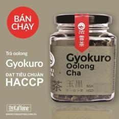 Trà Olong Gyokuro 100 gram Bấm theo dõi shop nhận ngay voucher 10% không điều kiện