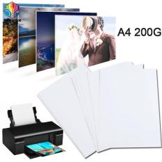 Bestprice A4 Glossy Photo Paper A4 Inkjet Printing Paper White Home DIY